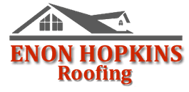 Logo, Enon Hopkins Roofing